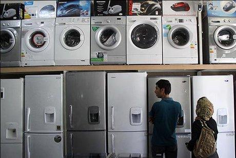 افزایش تولید لوازم خانگی با وجود تحریمها