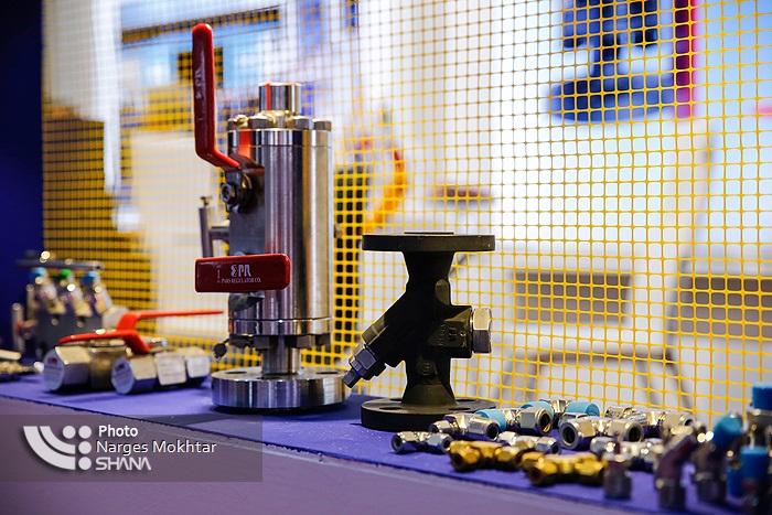 حاشیه روز نخست بیستوسومین نمایشگاه بینالمللی نفت ایران