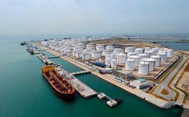 تولید نفت خام چین ۲.۴ درصد افت کرد