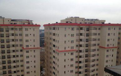قیمت آپارتمان منطقه ۲۲ در خرداد ماه ۱۳۹۷