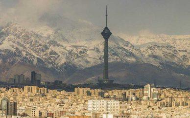 قیمت آپارتمانهای زیر ۱۵سال در مناطق مختلف تهران