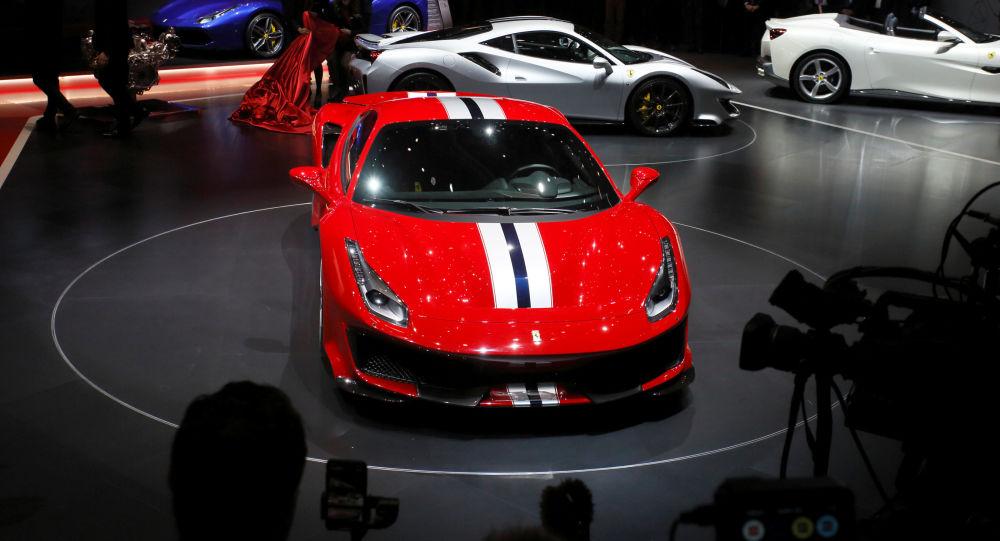 گران قیمت ترین ماشین تاریخ فروخته شد