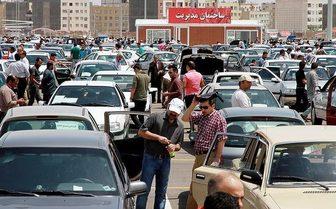 افزایش قیمت خودروهای تولید داخل در بازار