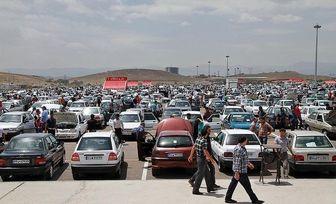 قیمت های عجیب در بازار خودرو