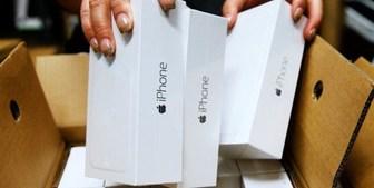 کاهش فروش محصولات اپل در چین