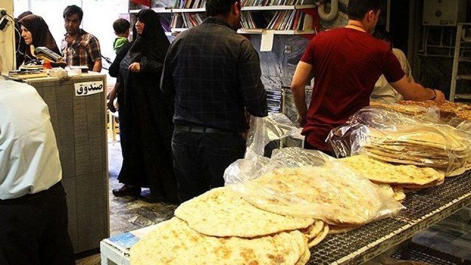 افزایش ۱۰ درصدی قیمت نان در استانها غیر از تهران/ هرگونه افزایش قیمت لبنیات تخلف است