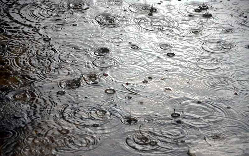 کاهش ۵۰ درصدی بارش در پنج استان