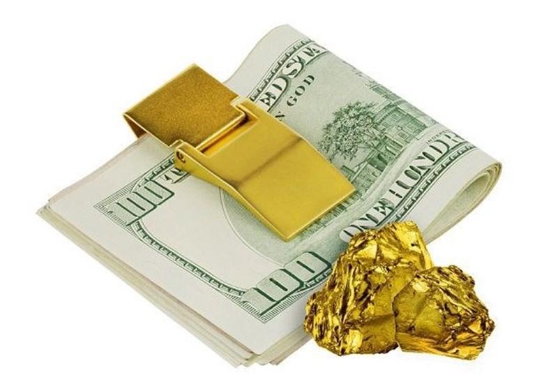 قیمت جهانی طلا امروز ۱۳۹۷/۰۶/۱۵