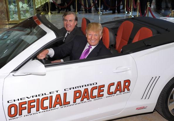 گل به خودی ترامپ در خودروسازی