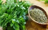 قیمت انواع سبزی خشک در بازار