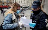 از دوستدخترِ شوهر تا آبگوشت؛ دردسرهای عجیب پلیس فرانسه در زمان قرنطینه