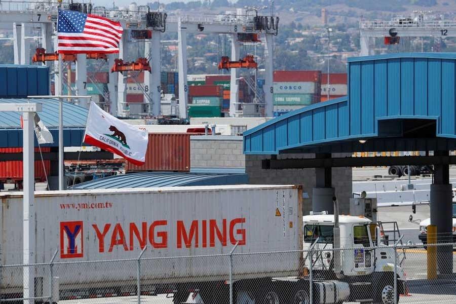 کسری تجاری آمریکا در ماه آگوست رکورد زد