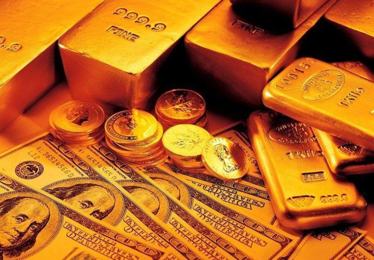 نرخ ارز دلار سکه طلا یورو امروز ۱۳۹۹/۰۷/۱۴