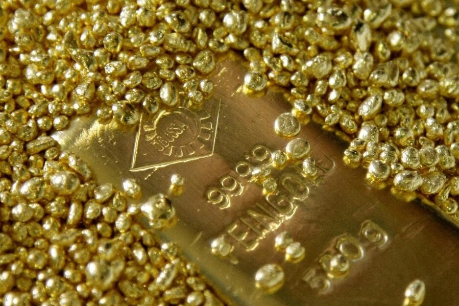 کاهش قیمت طلا دربازار جهانی