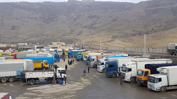 افزایش ۸۳ درصدی صادرات کالا از گمرکات کردستان