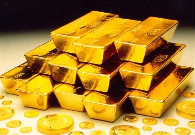 قیمت جهانی طلا امروز ۱۳۹۷/۰۳/۲۲