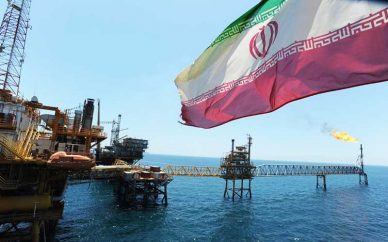 رشد ۶۰ درصدی صادرات گاز ایران در سال ۹۶
