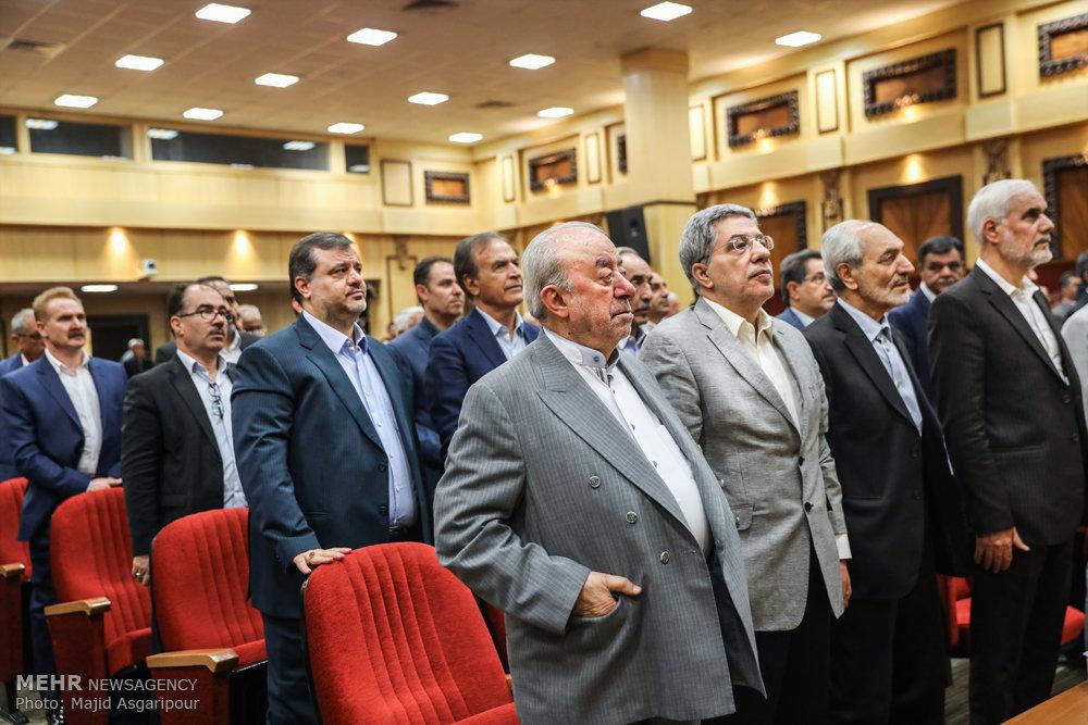 جلسه اتاق بازرگانی ایران با حضور ظریف