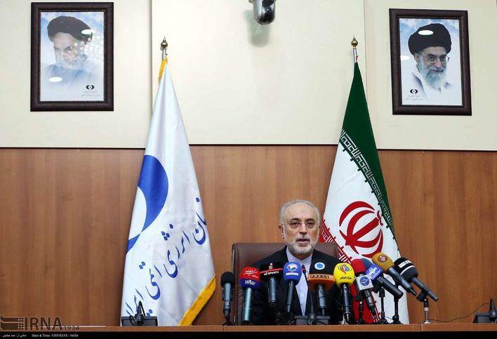 گزارش تصویری نشست خبری رئیس سازمان انرژی اتمی
