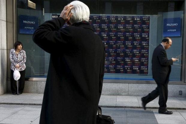 افت سهام آسیایی با سقوط قیمت نفت