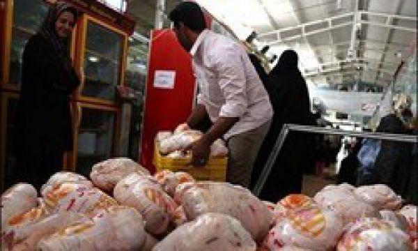 قیمت مرغ روند افزایشی گرفت