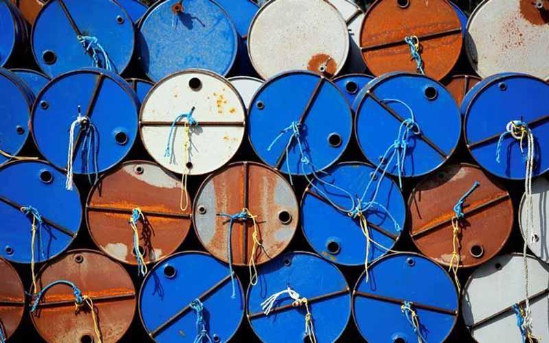 قیمت جهانی نفت به ۷۲ دلار و ۹۷ سنت رسید