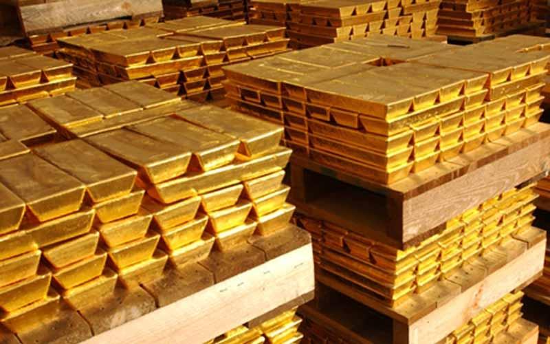قیمت طلا با کاهش ارزش دلار در برابر ین صعودی شد