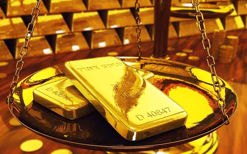 دلار قوی قیمت طلا را به شدت کاهش داد