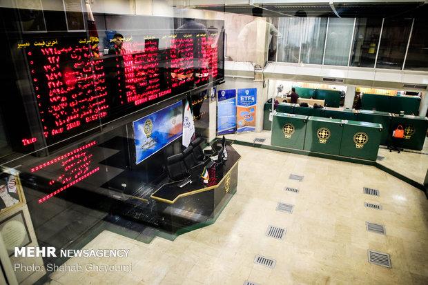 معامله ۱۲۶ میلیارد سهم در بورس