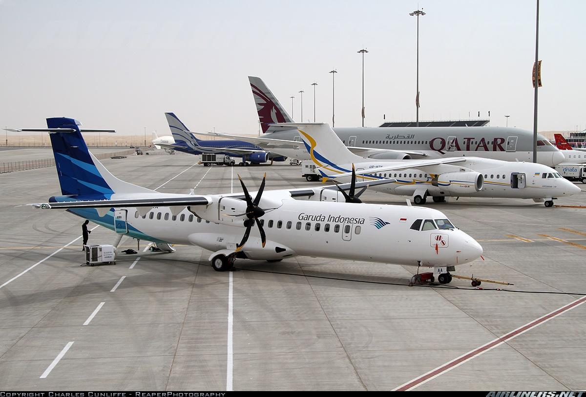 ۵ فروند ATR جدید هما در فرودگاه مهرآباد بر زمین نشست