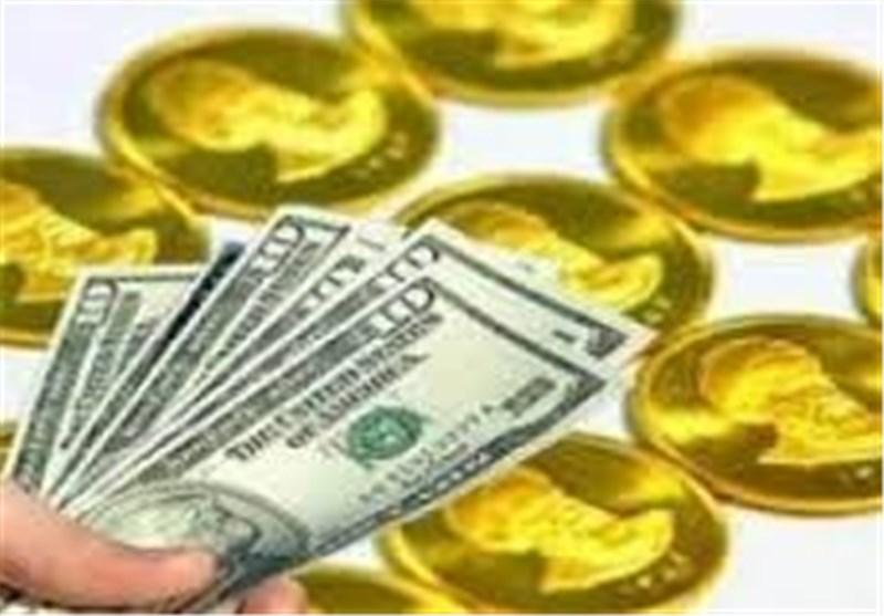 سقوط قیمت سکه به مرز ۳ میلیون و ۴۰۰ هزار تومان