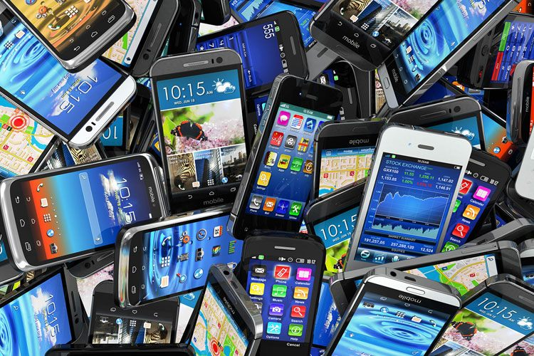 گزارش تخلف ۴۵ میلیارد تومانی واردات گوشی به تعزیرات