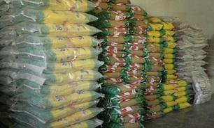احتکار ۳ هزار و ۶۰۰ تن برنج در انبارها