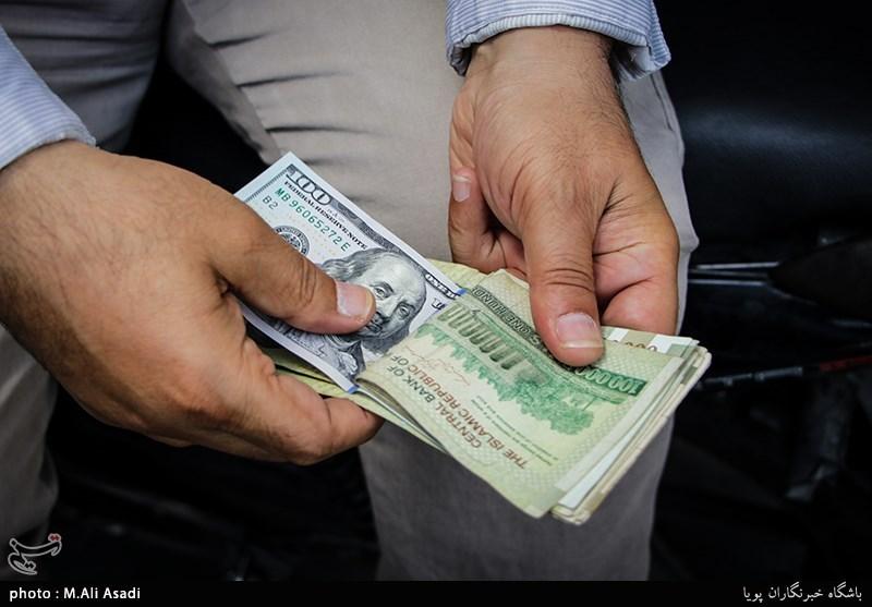 دلار سنا ۱۰ هزار و ۹۵۰ تومان/ یورو ۹۱۲۴ تومان فروخته شد