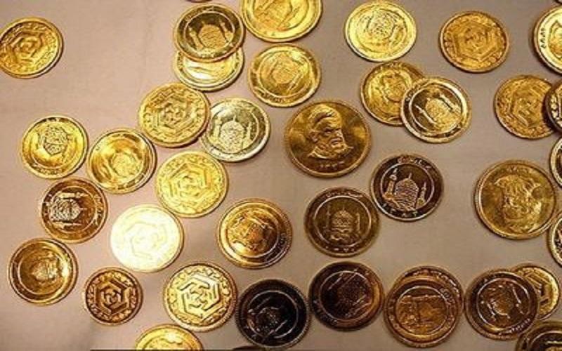 قیمت سکه در اولین معامله سهشنبه ۱۳ شهریور