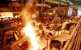 تولید ۴۵۰ هزارتن مذاب در فولادسازی