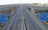 کاهش ۱۰.۶ درصدی تردد در جادههای کشور