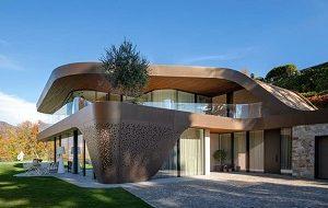 پروژه بازسازی ویلایی قدیمی در ایتالیا؛ نمادی از هنر معماری (+عکس)