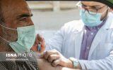 واکسیناسیون تاکسیرانان تهران (عکس)