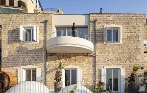 بازسازی ساختمانی قدیمی به سبک پروژه تیپو۹۴۹ (+عکس)