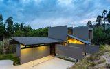خانه ای مینیمال در دل صخرههای اکوادور (+عکس)