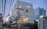 یکی از پرحاشیه ترین خانه های تایلند! (+عکس)