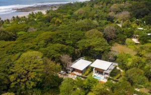 خانه ساحلی نایا در کاستاریکا (+عکس)
